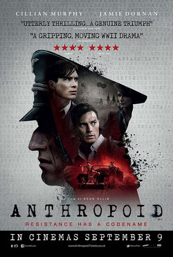 Couverture de Anthropoid