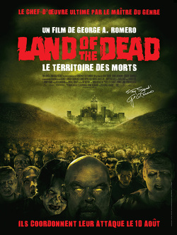 Couverture de Le Territoire des morts
