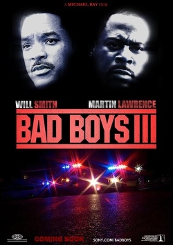 Couverture de Bad boys 3