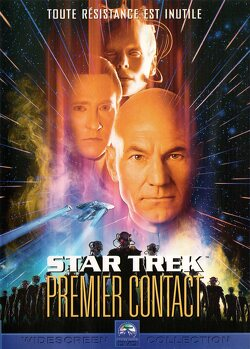 Couverture de Star Trek : Premier Contact