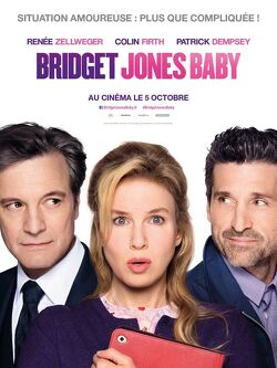 Couverture de Bridget Jones Baby
