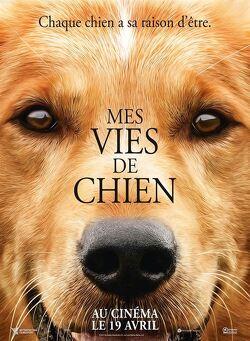 Couverture de Mes vies de chien
