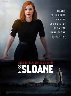 Couverture de Miss Sloane