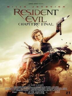 Couverture de Resident Evil, Episode 6 : Chapitre Final