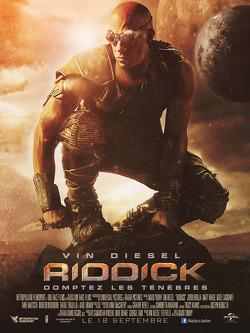 Couverture de Riddick