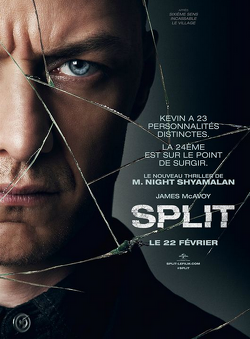 Couverture de Split