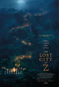 Couverture de The Lost City of Z