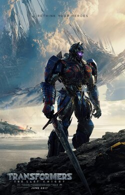 Couverture de Transformers, Episode 5 : The Last Knight