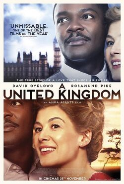 Couverture de A united kingdom