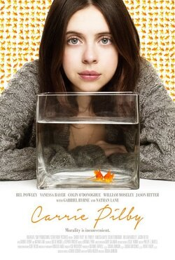 Couverture de Carrie Pilby