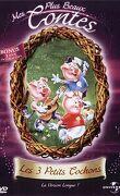 Mes plus beaux contes : Les 3 Petits Cochons