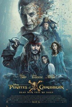 Couverture de Pirates des Caraïbes, Episode 5 : La Vengeance De Salazar