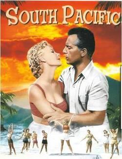 Couverture de South Pacific