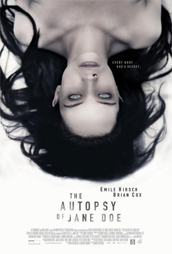 Couverture de The Autopsy of Jane Doe