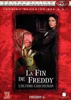 Couverture de Freddy Chapitre 6:La fin de Freddy, l'ultime cauchemar