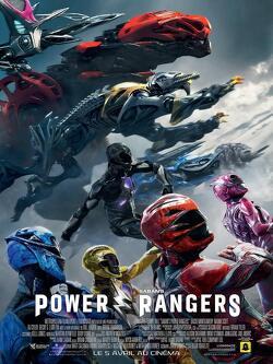 Couverture de Power Rangers