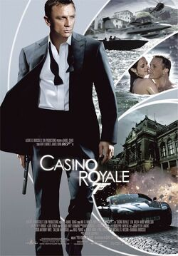 Couverture de Casino Royale