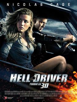 Couverture de Hell Driver