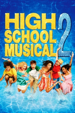 Couverture de High School Musical 2