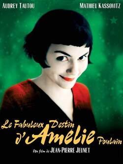 Couverture de Le fabuleux destin d'Amélie Poulain
