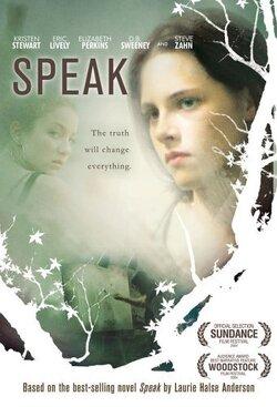 Couverture de Speak