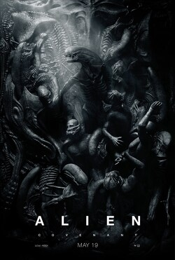 Couverture de Alien : Covenant