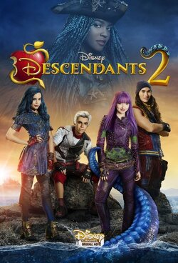 Couverture de Descendants 2