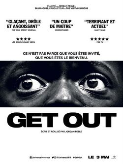 Couverture de Get Out