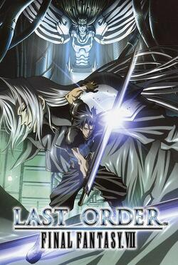 Couverture de Last Order - Final Fantasy VII