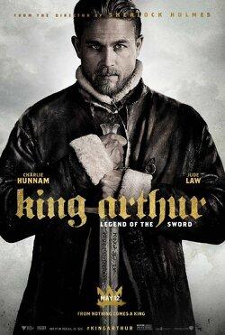 Couverture de Le Roi Arthur : La légende d'Excalibur