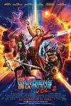 couverture Les Gardiens de la galaxie 2