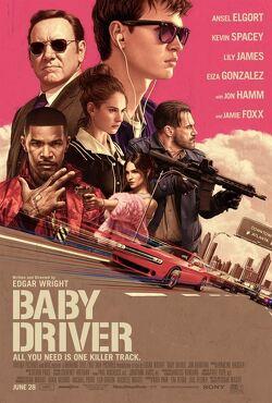 Couverture de Baby Driver