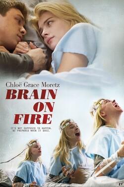 Couverture de Brain On Fire