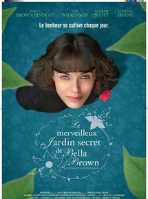 Couverture de Le merveilleux jardin secret de Bella Brown