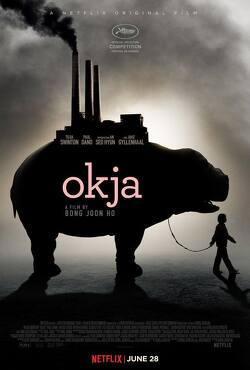 Couverture de Okja