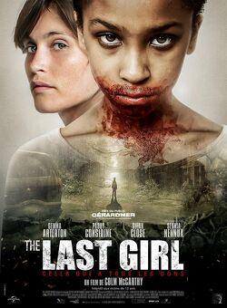 Couverture de The Last Girl – Celle qui a tous les dons