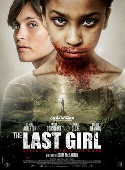 Couverture de The Last Girl – Celle qui a tous les dons