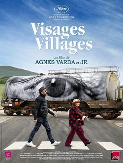 Couverture de Visages Villages