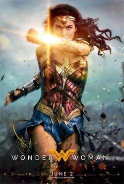 Couverture de Wonder Woman