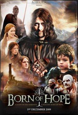 Couverture de Born of hope