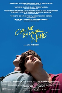 Couverture de Call Me By Your Name