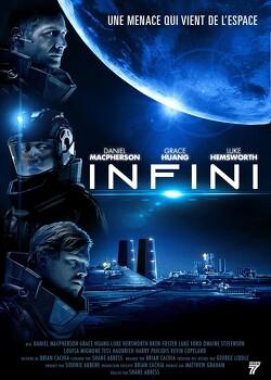 Couverture de Infini