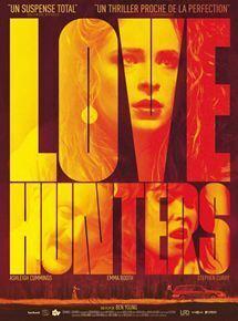 Couverture de Love Hunters