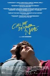 couverture Call Me By Your Name