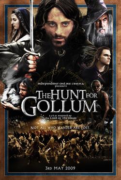 Couverture de The Hunt for Gollum