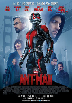 Couverture de Ant-Man