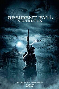Couverture de Resident Evil : Vendetta