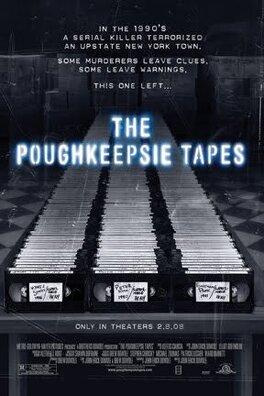 Couverture du livre : THE POUGHKEEPSIE TAPES