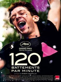 Couverture de 120 battements par minute