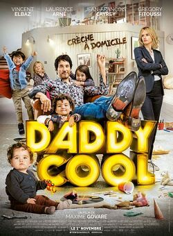 Couverture de Daddy cool